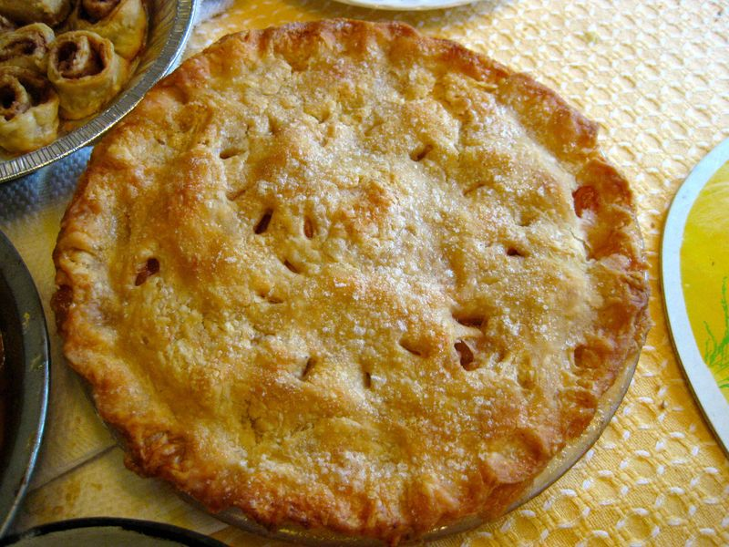 apple pie essay