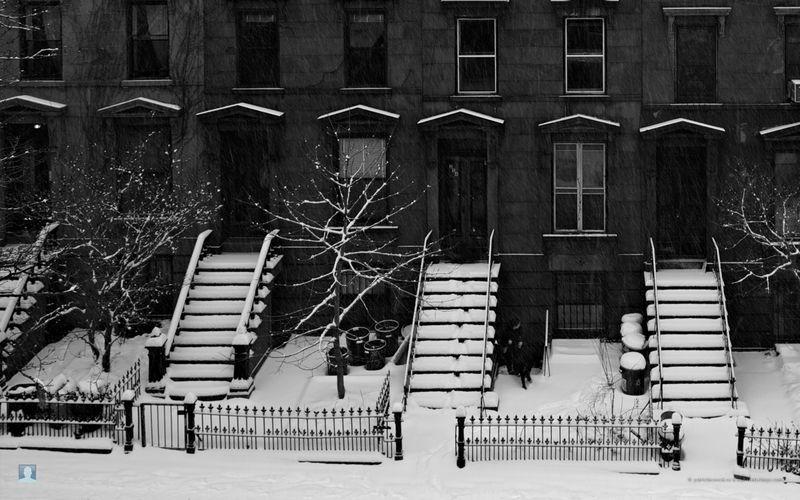 Brooklyn-snow-morning