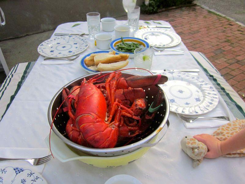 Lobstertable