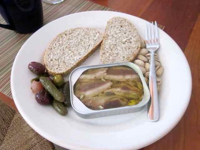 Sardines_Lunch
